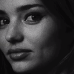 Miranda Kerr for Esquire UK (Behind the Scenes)