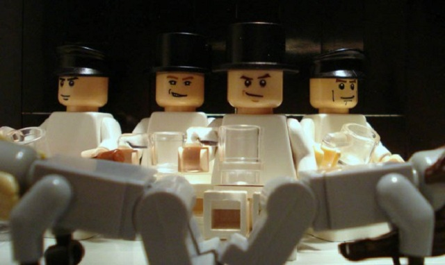 Famous Movie Scenes Recreated With Lego (2)