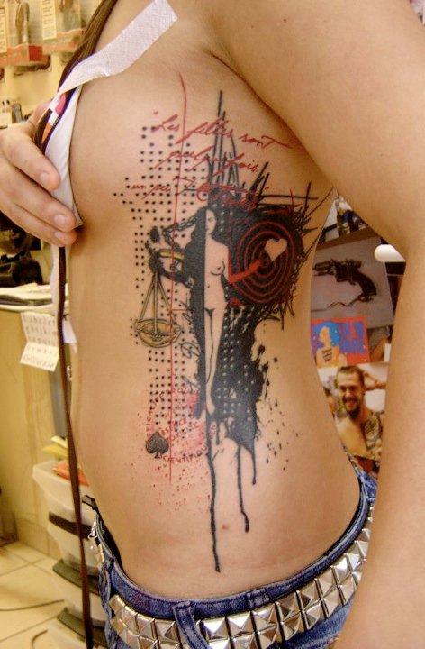 Photoshop Tattoos by Xoïl aka Loïc (23)