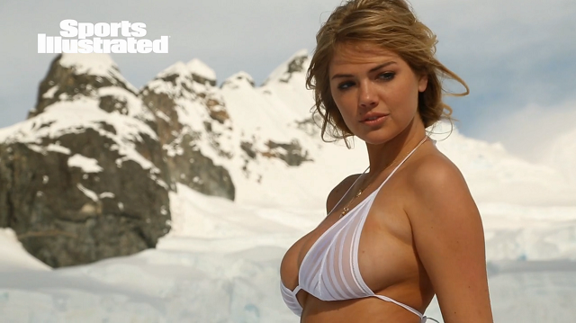 Sports Illustrated Swimsuit 2013 Shoot with Kate Upton (Behind the ...
