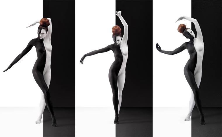 Amazing Typografie-Bodypaintings by Sagmeister & Walsh (4)