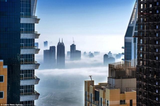 Cloudlands of Dubai by Sebastian Opitz (1)