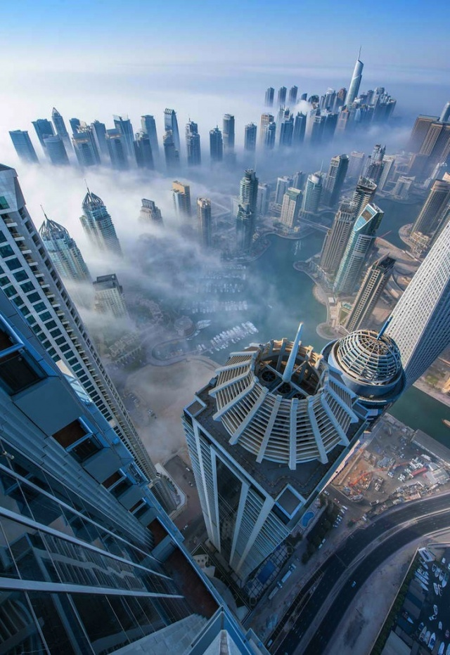 Cloudlands of Dubai by Sebastian Opitz (7)