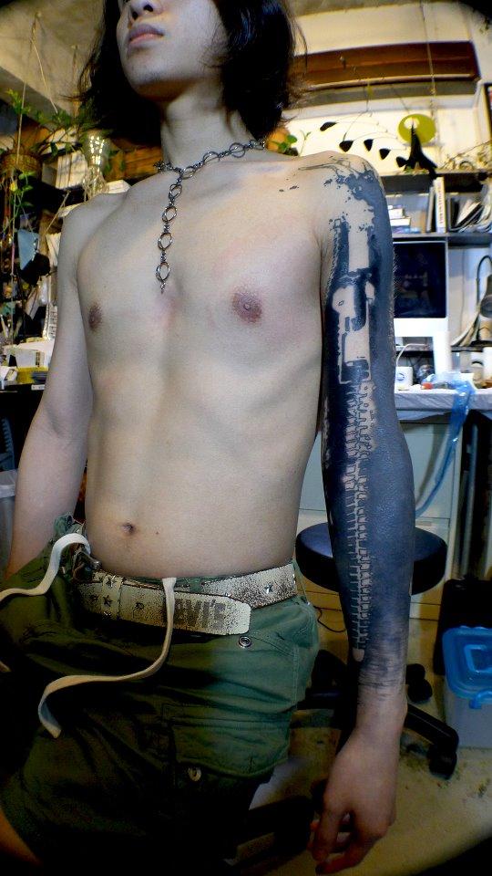 Funky Tattoos by Alchemink (11)