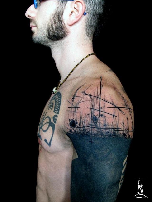 Funky Tattoos by Alchemink (14)