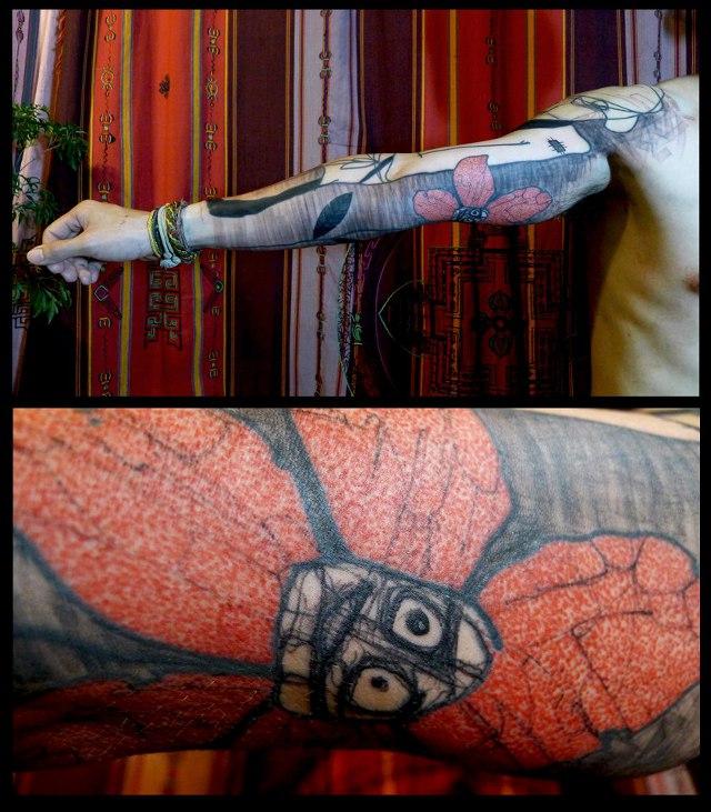 Funky Tattoos by Alchemink (5)