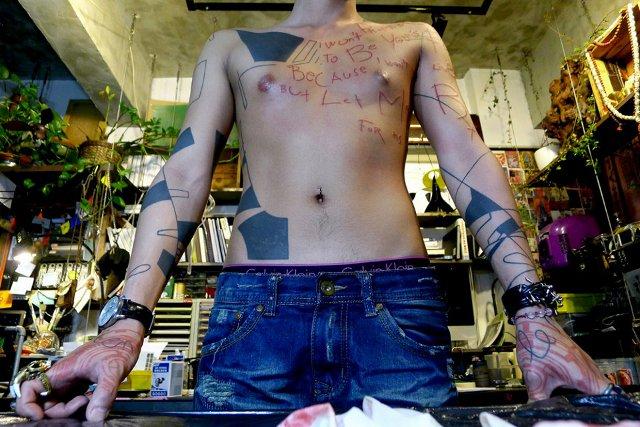 Funky Tattoos by Alchemink (6)