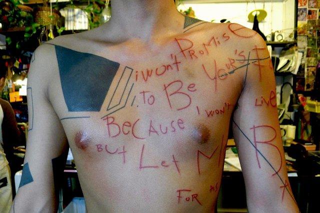 Funky Tattoos by Alchemink (8)