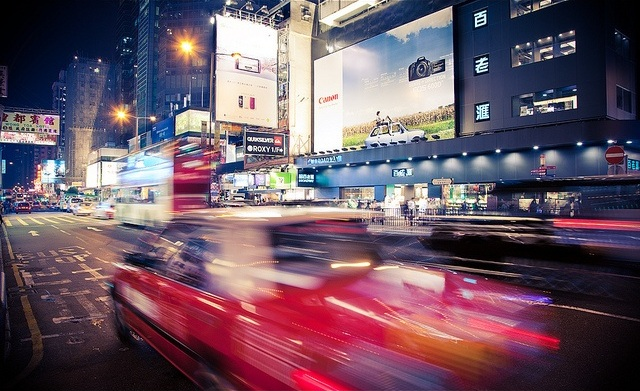 Hong Kong Cityscapes by Jens Fersterra  (1)
