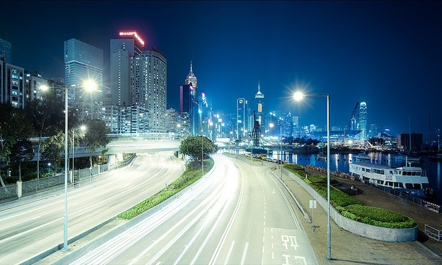 Hong Kong Cityscapes by Jens Fersterra  (2)