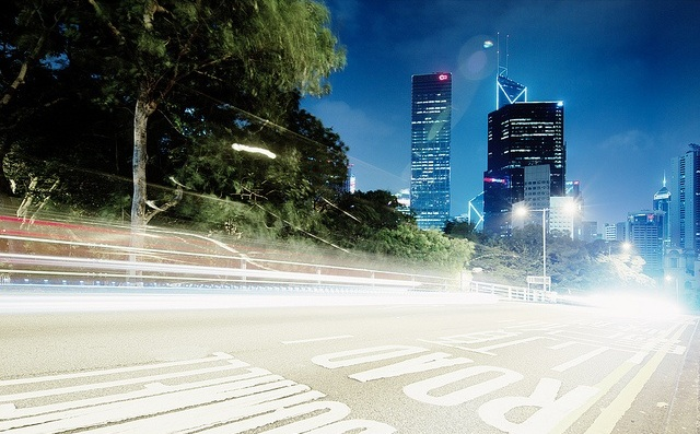 Hong Kong Cityscapes by Jens Fersterra  (3)