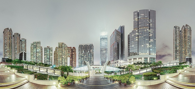 Hong Kong Cityscapes by Jens Fersterra  (6)