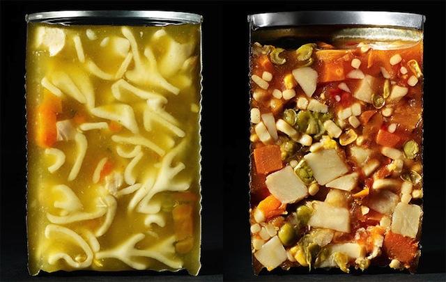 """""""Cut Food"""" Photography by Beth Galton"""