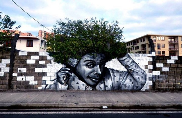 Street Art Fusing with Nature (10)