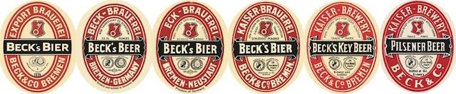 Becks_old_labels