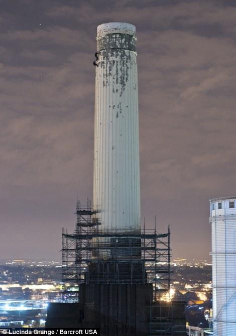 Battersea Power Station Chimney