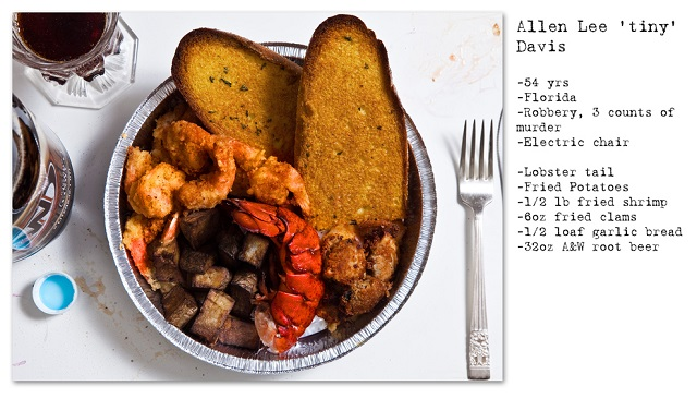 Death Row Prisoners' Last Meals by Henry Hargreaves (4)
