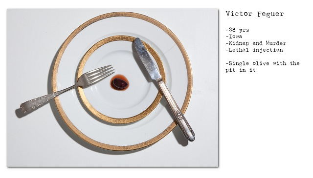 Death Row Prisoners' Last Meals by Henry Hargreaves (6)