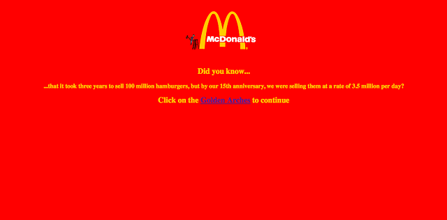 How Websites Looked Like In The 1990s (1)