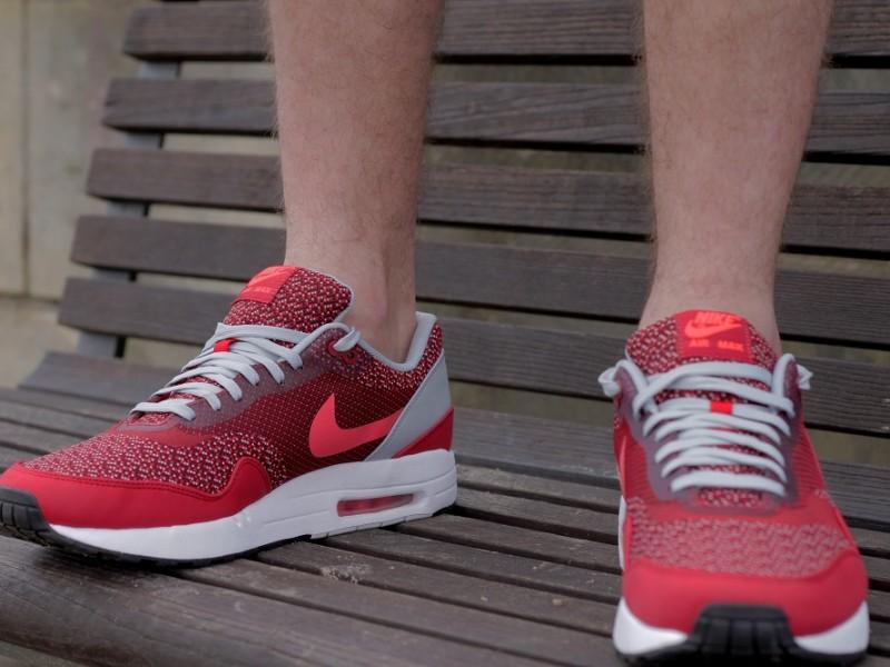 Nike Air Max 1 JCRD (Gym Red) (4)